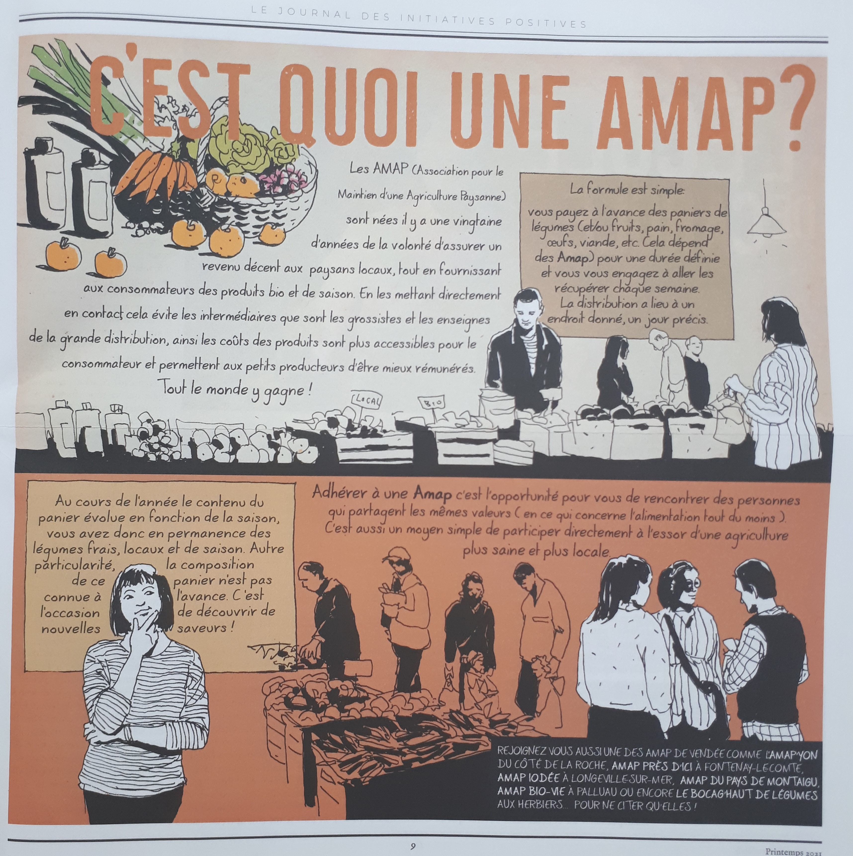 article AMAP - journal des initiatives positives n°9 - printemps 2021 (2)